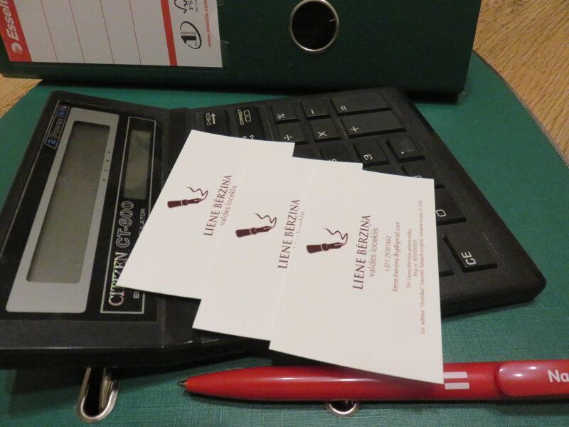 30 min individuāla konsultācija par jautājumiem, kas saistīti ar grāmatvedības kārtošanu, nodokļiem